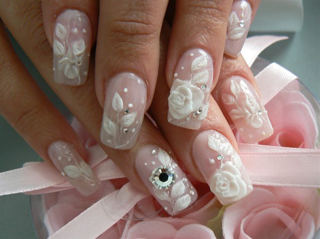 NAILS ART   arte en uñas